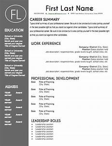 top free editable resume templates word downloadable and With editable teacher resume template