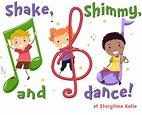 Preschool happy kids dancing clipart free images ...