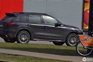 2017 Porsche Cayenne Turbo S : porsche 958 cayenne turbo s 17 april 2017 autogespot ~ Maxctalentgroup.com Avis de Voitures