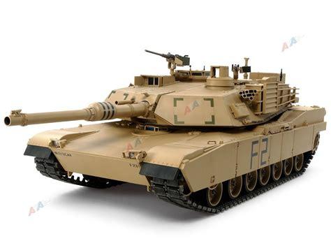 Tamiya 36212 1/16 Us Main Battle Tank M1a2 Abrams