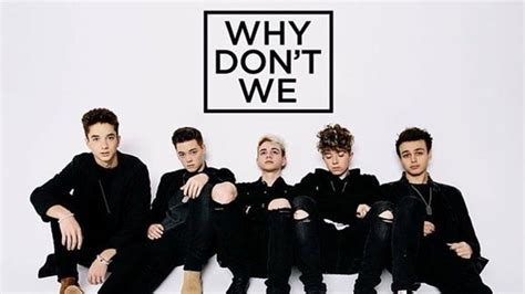 Petition · Why Don't We Bring Why Don't We To Australia
