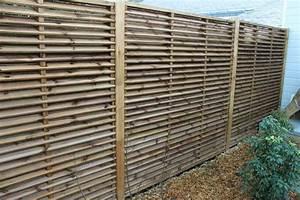 Claustra De Jardin : barriere en bois de jardin valdiz ~ Premium-room.com Idées de Décoration