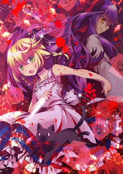 Rpg Horror Game Girls Images The Witchs House Wallpaper