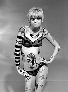Goldie Hawn from Rowan and Martin's Laugh-In television ...