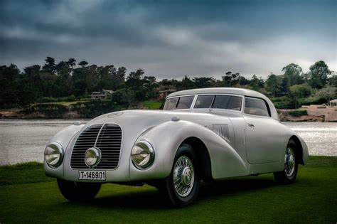 Pebble Beach 2014 Best Of Mercedesbenz Classic Gtspirit