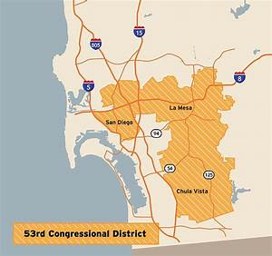 Not Much Change Expected In San Diego's Congressional ...