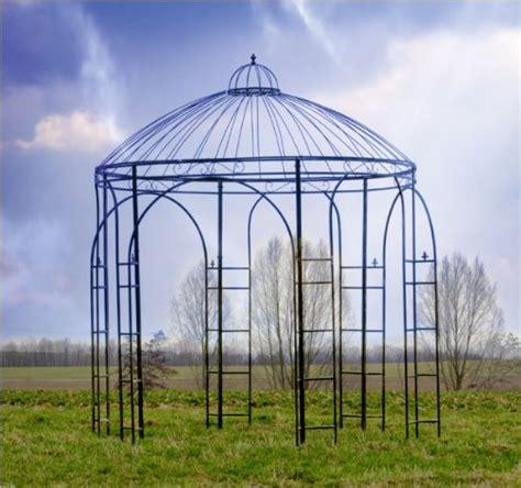 Pavillon Für Garten Aus Metall by Pavillons Aus Metall Ein Blickfang In Jedem Garten