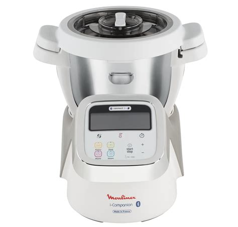 robo de cuisine i companion como usar uma app móvel para controlar um robô de cozinha revista gadget pc