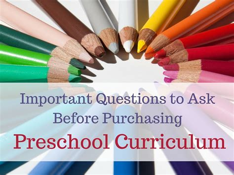 important questions to ask before purchasing preschool 200 | Important Questions to Ask Before Purchasing Preschool Curriculum