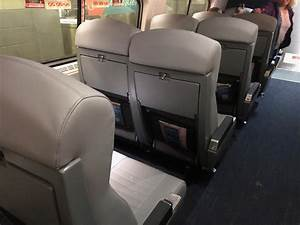 What Are Amtrak U0026 39 S New Interiors Like
