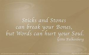 Words Hurt Quotes And Sayings. QuotesGram