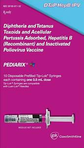 PEDIARIX: Vacci... Hepatitis B Vis