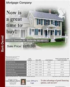 mortgage flyers software real estate flyers open With free mortgage flyer templates