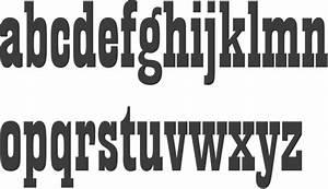 Stephenson Blake's typefaces