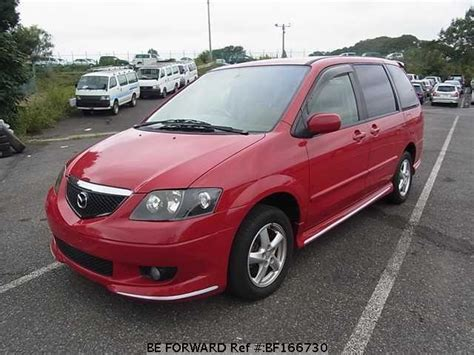 used 2004 mazda mpv 2 3 sports ta lw3w for sale bf166730 be forward
