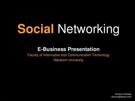 si e social marionnaud social networking presentation