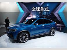 BMW at the Shanghai Auto Show 2013 autoevolution