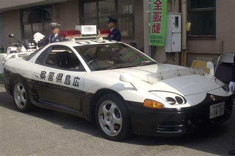 Japanese Police/patrol Cars