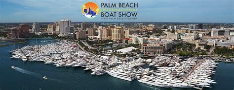 Address Of Palm Beach Boat Show palm beach international boat show 2017