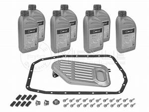 Bmw E46 E39 Automatic Transmission Gearbox Oil Fluid Set