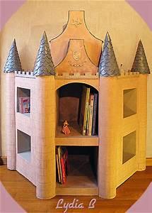 Meuble Bibliothèque Enfant : le meuble enfant fabriqu en carton ~ Preciouscoupons.com Idées de Décoration