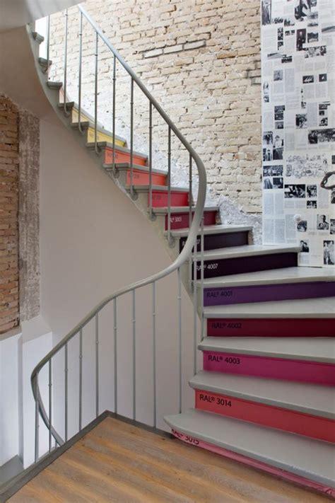 nos  belles inspirations pour  escalier tres deco
