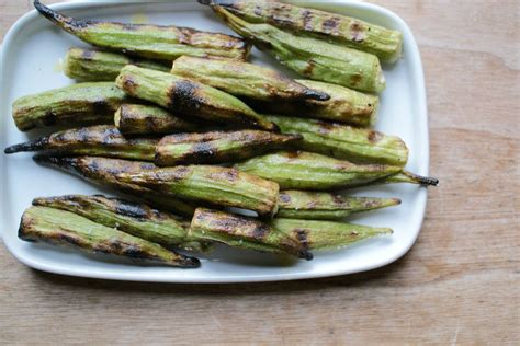 how to grill okra how to grill okra with recipe