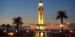 Izmir Clock Tower (Saat Kulesi) is the Symbol