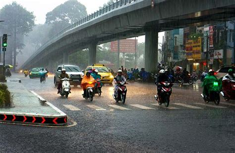 What Motorcycle Gear To Wear In The Rain In