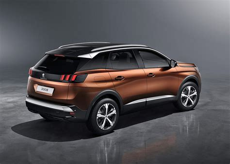 Peugeot 3008 Picture by Peugeot 3008 Pictures Posters News And On Your