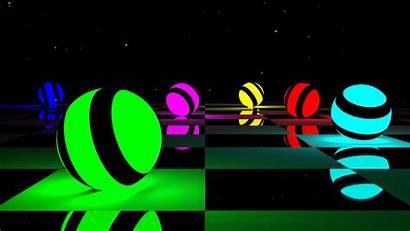 3d Backgrounds Wallpapers Desktop Cool Colorful Computer