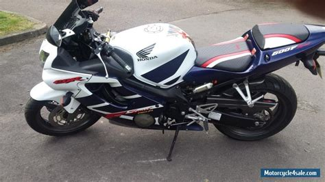 honda cbr 600cc for sale 2002 honda cbr for sale in united kingdom