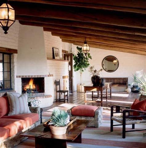 spanish style retreat   desert designed  scott