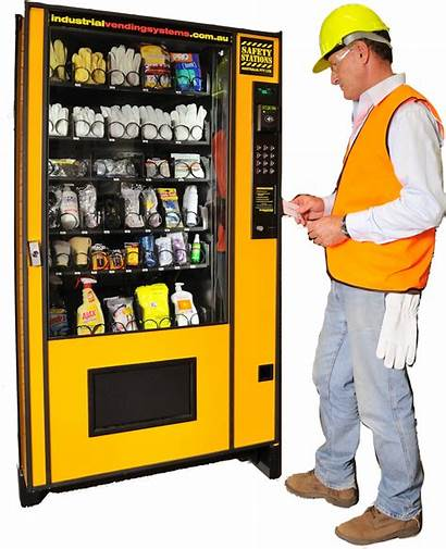 Vending Ppe Industrial Machine Monitor Management Solutions