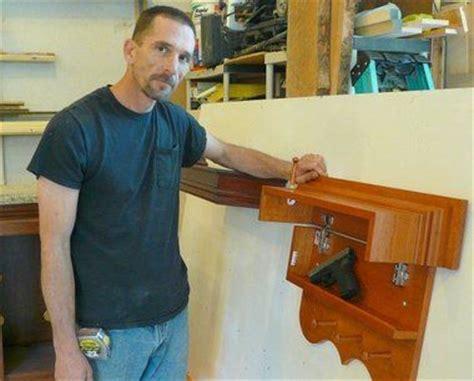 gun owners  drawn  hunterdon cabinet makers concealment furniture njcom