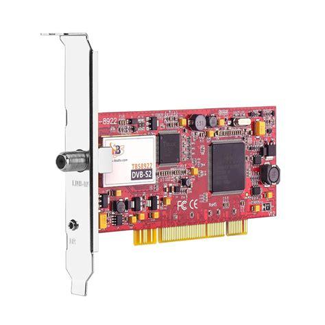 tbs dvb  tv tuner pci card digital satellite tv