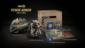 GCU Members Fallout 76 Power Armor Edition PS4 10 BB
