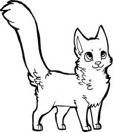 cat drawings free cat lineart by griffsnuff on deviantart