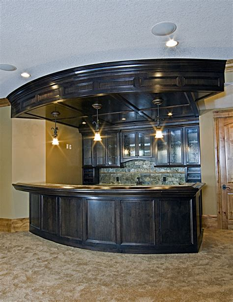 Black Home Bar Furniture by Black Home Bar Interior Winduprocketapps Black Home