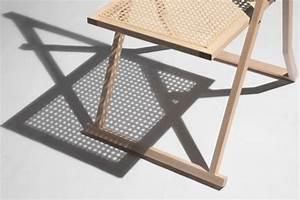 Small, Space, Folding, Chair, By, Yoshiyuki, Hibino