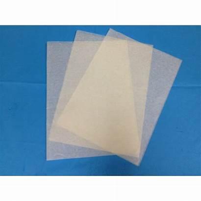 Wax Paper Waxed Clipart Sheet Yellow Duty