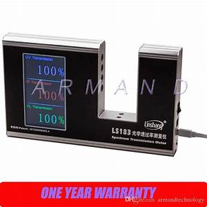 2020 Spectrum Transmittance Meter Ls183 Uv Visible And