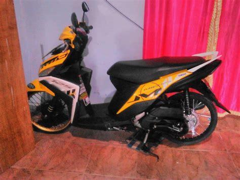 Modifikasi Mio Sporty Jari Jari by Modifikasi Mio M3 Jari Jari Modifikasi Motor Kawasaki