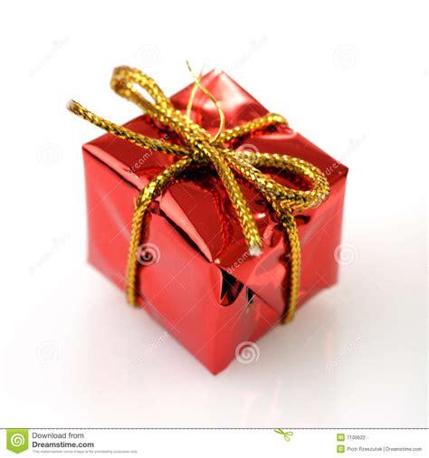 christmas tree decorations gift box stock photo image