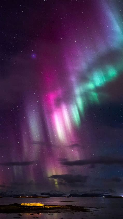northern lights the iphone wallpapers