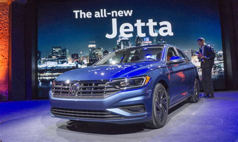 Auto Show 2019 :  2019 Volkswagen Jetta