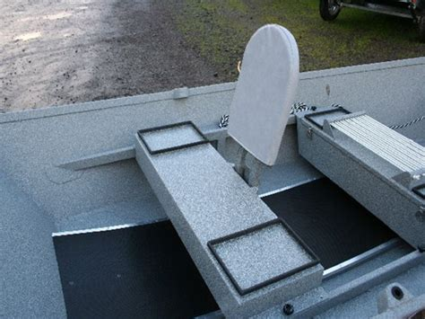 Aluminum Boat Bench Seat Pads by Koffler Boats Power Boat Seat Styles Seat Pad Colors