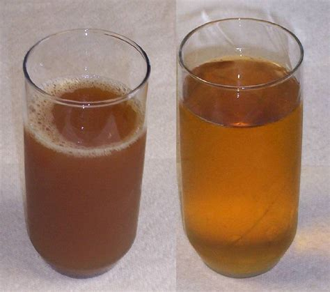 cider apple juice natural wikipedia wine unfiltered filtered american difference between vinegar vs liquid morning unfermented right pasteurized unsweetened acv