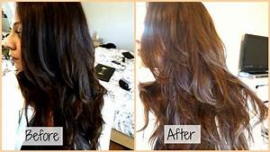 How I Dye My Hair From Black To Chocolate Ash Brown At