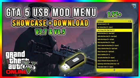 ps gta  usb mod menus showcase  jailbreak